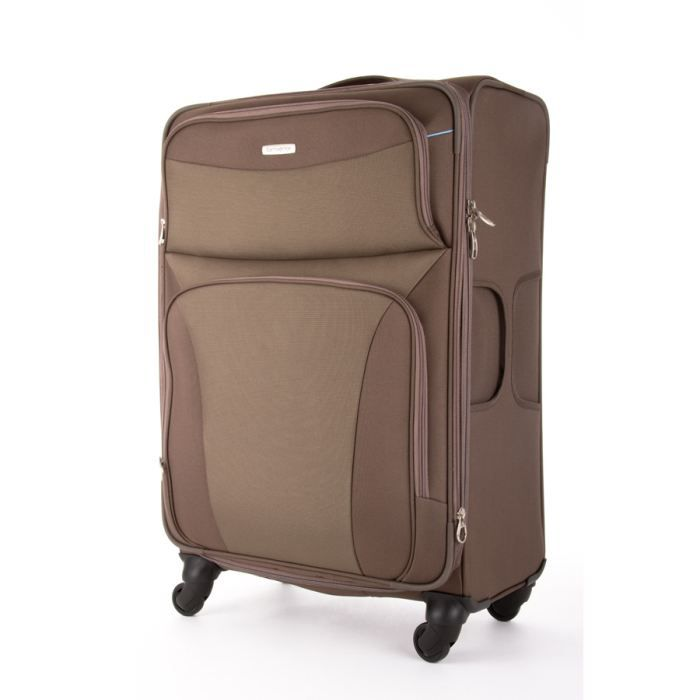 samsonite valise souple suspension 79cm bronze achat. Black Bedroom Furniture Sets. Home Design Ideas