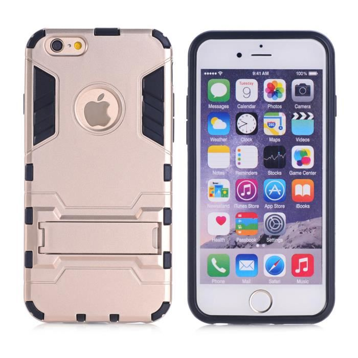 coque 2 en 1 iphone 6