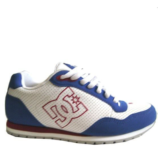 DC SHOES Marque White Royal