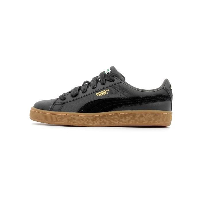Baskets basses Puma Jr Basket Classic Gum Deluxe