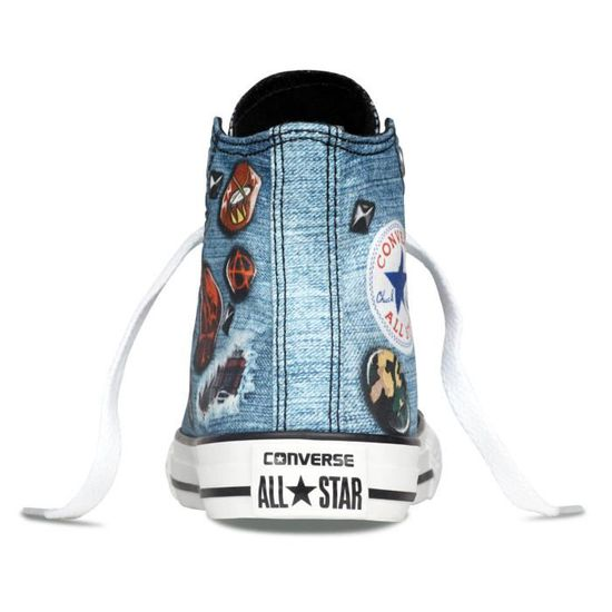 CONVERSE ALL STAR LIMITED BADGE THE WHO ROCK nLrJA