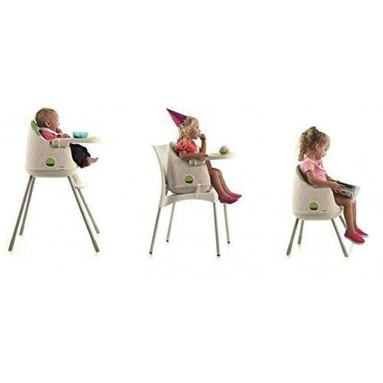Violet Chaise MultiDine Haute High 1 en 3 KETER q3LA4j5R