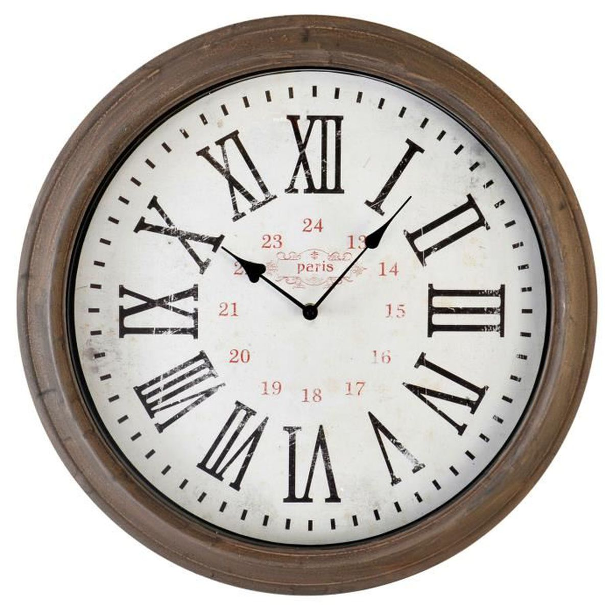 photo collection horloge murale ronde pictures. Black Bedroom Furniture Sets. Home Design Ideas