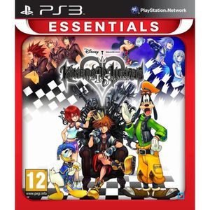 JEU PS3 Kingdom Hearts 1.5 Essentials Jeu PS3