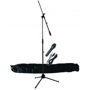 MICROPHONE - ACCESSOIRE Kit Microphone NJS Professionnel Complet avec Pied
