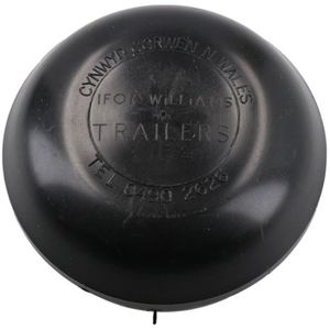 MOYEU DE ROUE 72.5mm Ifor Williams capuchon de moyeu de roue de