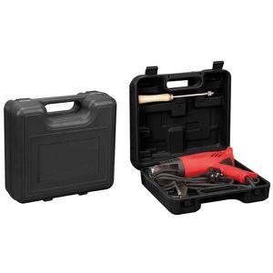 DÉCAPEUR Décapeur thermique 2000W + 7 accesoires + valise