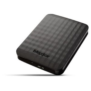 DISQUE DUR EXTERNE Disque Dur externe Maxtor M3 1 To USB3.0 + 1 Clé U