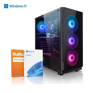 UNITÉ CENTRALE  Megaport PC Gamer Premium Intel Core i7-8700 6x 4,