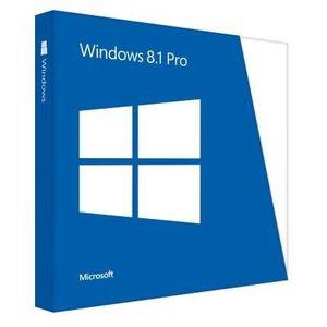 SYSTÈME D'EXPLOITATION MICROSOFT WINDOWS 8.1 PRO 32-BIT OEM - FQC-0698…