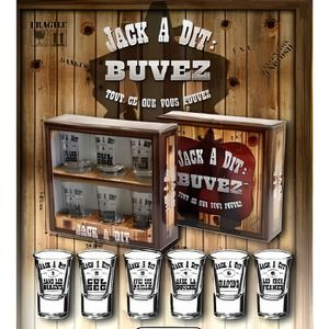verres jack daniels achat vente verres jack daniels pas cher cdiscount. Black Bedroom Furniture Sets. Home Design Ideas