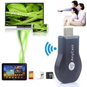 RÉCEPTEUR - DÉCODEUR   AnyCast M2 Plus WiFi Miracast Dongle Sans Fil HDMI