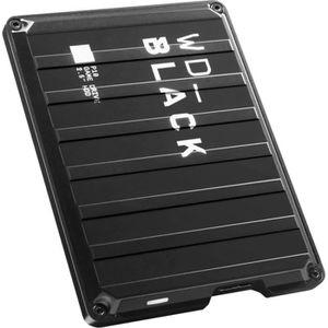 DISQUE DUR EXTERNE Disque dur externe Western Digital 2.5'' 2To Black