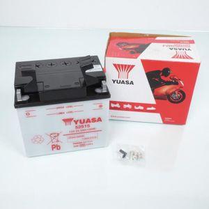 BATTERIE VÉHICULE Batterie Yuasa pour Moto BMW 750 K 75 S Abs 1987 à