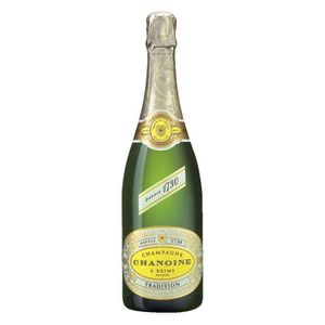 CHAMPAGNE CHAMPAGNE CHANOINE à Reims - Tradition -75 cl