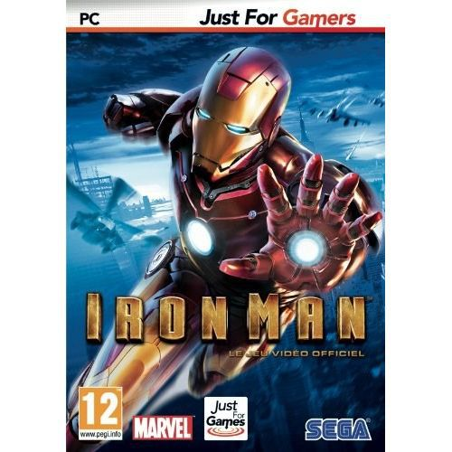 Iron man jeu pc achat vente jeu pc iron man jeu pc - Iron man 2 telecharger ...