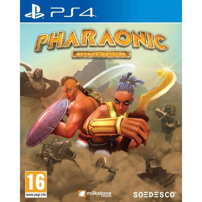 JEU PS4 Pharaonic Deluxe Edition Jeu PS4
