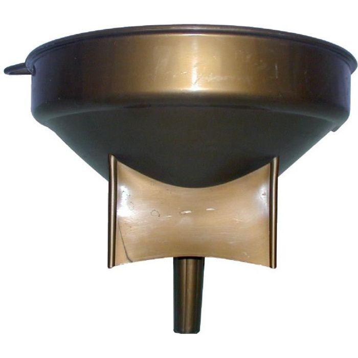 Entonnoir de cave - Plastique bronze - Diam. 42 cm