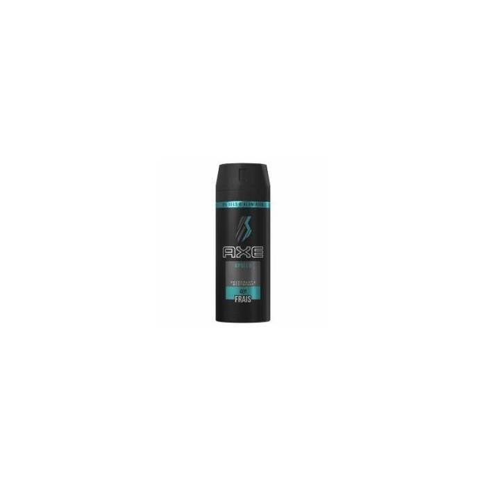 Axe Déodorant Apollo 150ml (lot de 3)