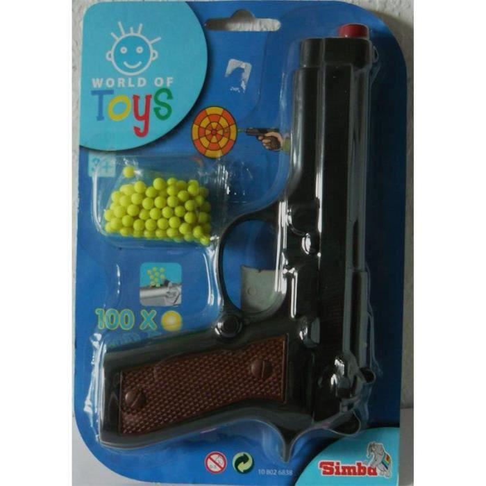 Simba Toys 108026838 Simba Toys - Pistolet