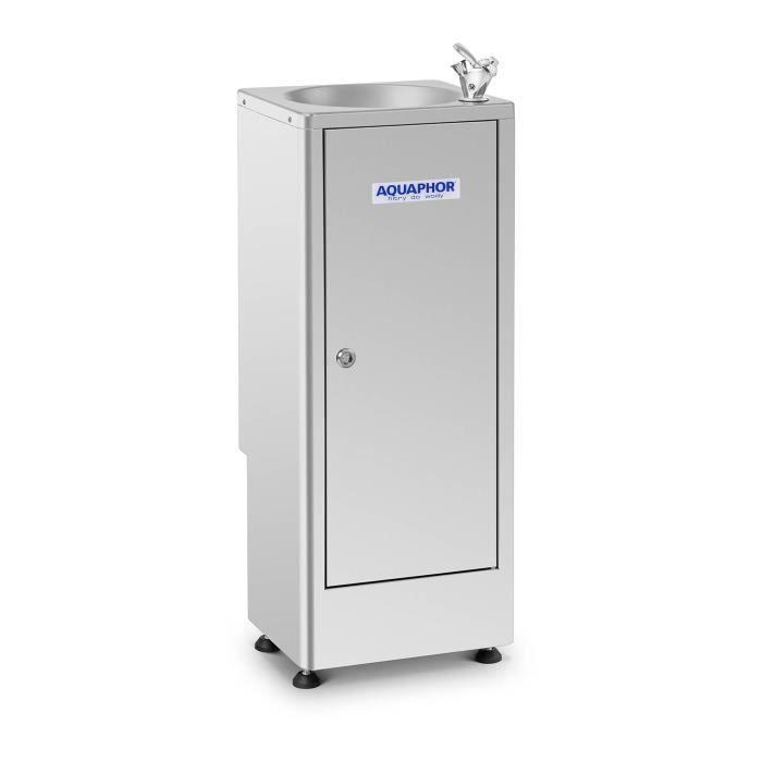 Fontaine à Eau Potable Filtrante Purifiante Sans Bonbonne Aquaphor (2,5 l-min, 2 Filtres à Bloc de Charbon Actif)