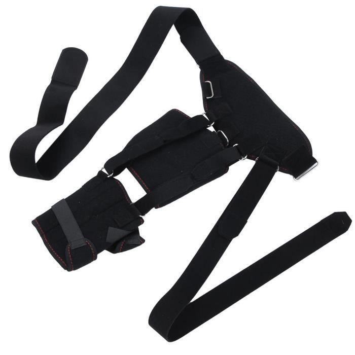 ARAMOX Élingue de bras d'épaule Attelle de Bras d'Épaule Support de Récupération d'Hémiplégie par Luxation Équipement Sain