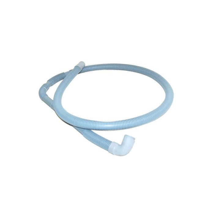 Hotpoint, Indesit, Whirlpool Tuyau de vidange pour machine à laver Whirlpool 481253029496