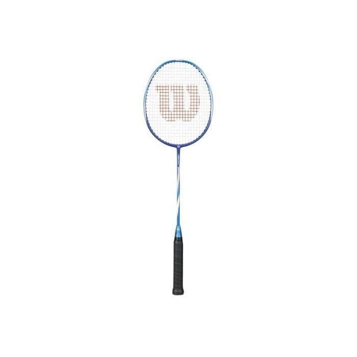 Raquette badminton Wilson Recon 350 - bleu - 4
