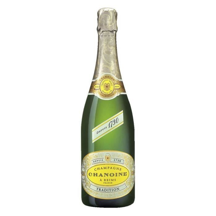 Champagne Chanoine Tradition Brut - 75 cl