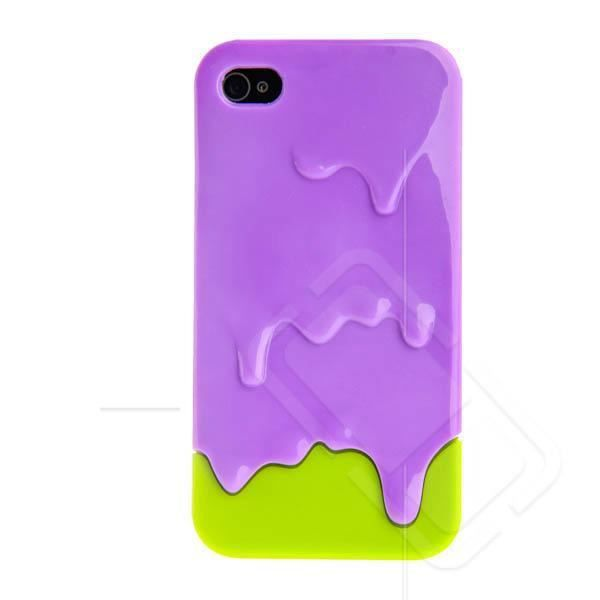 coque iphone 4 glace