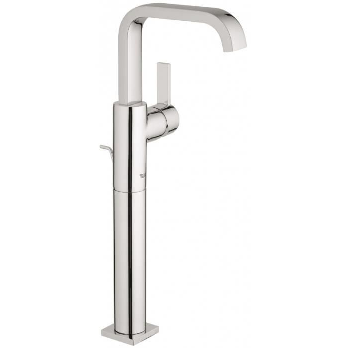 Mitigeur vasque allure grohe f 32249000 achat vente for Vasque grohe