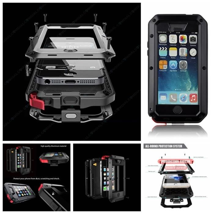 coque iphone 7 plus 7s plus gorilla extreme coque