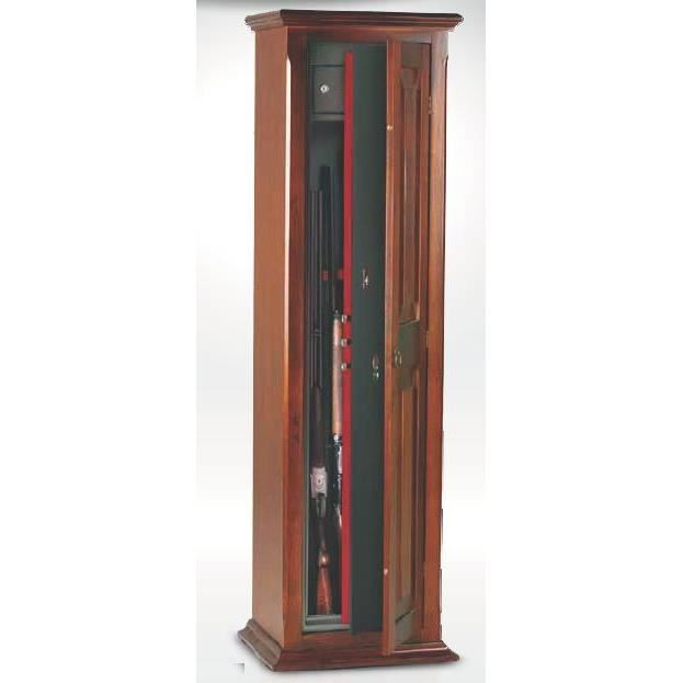 armoire fusils serrure cl double panneton achat vente armoire fusil armoire. Black Bedroom Furniture Sets. Home Design Ideas