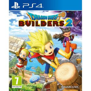 JEU PS4 Dragon Quest Builders 2 Jeu PS4