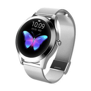 BRACELET DE MONTRE KW10 Smart Watch IP68 Bracelet de surveillance de