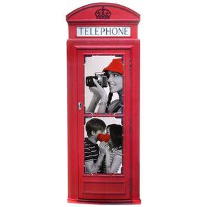 STICKERS Sticker cabine téléphonique London support 2 ph...