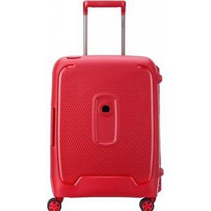 VALISE - BAGAGE Valise Cabine Rigide Delsey Moncey 803 TSA Polypro