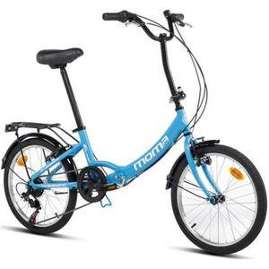 VÉLO PLIANT Moma Bikes Vélo de Ville Pliant First Class 20