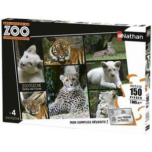 PUZZLE Puzzle Une Saison au Zoo