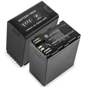 BATTERIE APPAREIL PHOTO 2x Batterie pour Canon CA-CP200L EOS C200 EOS C200