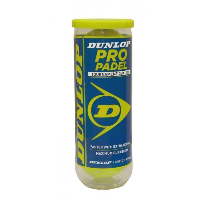 DUNLOP Balle Pro Padel