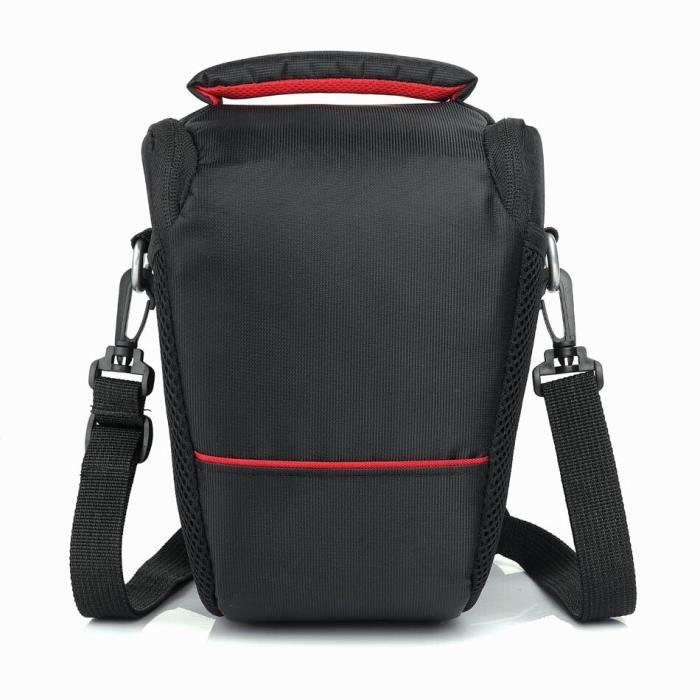 Sac à dos pour appareil Photo reflex numérique pour Canon 750D 1300D Nikon D5300 D3400 Sony Alpha A7 II III A6*ES0031