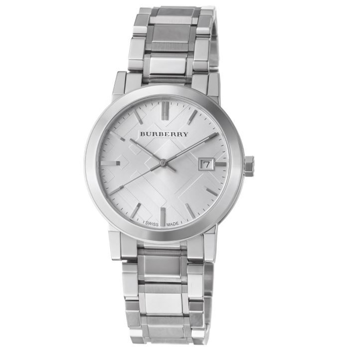 Montre Homme Burberry BU9000 Large check