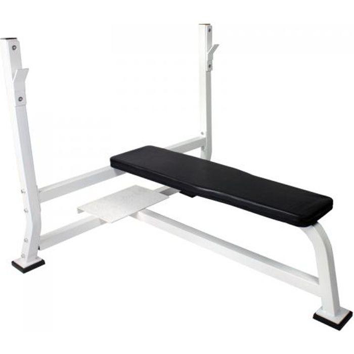 Gorilla Sports Banc de musculation / d'appui la…