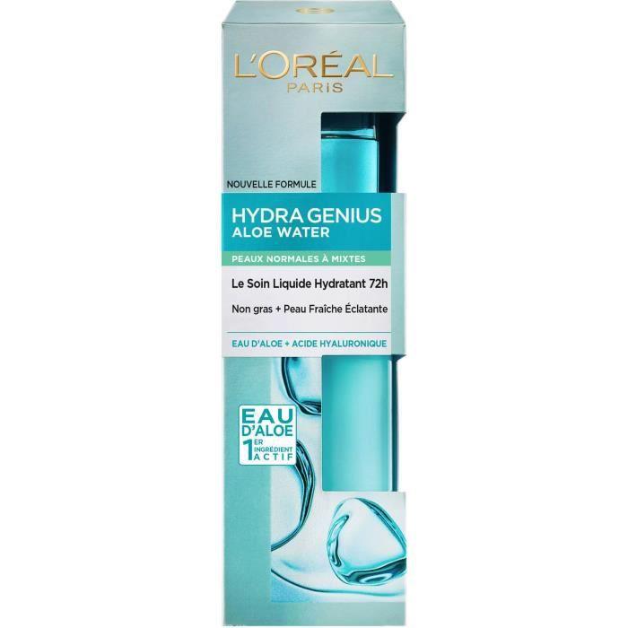 L'OREAL PARIS Gel Eau Dermo Expertise Flacon 70 ml