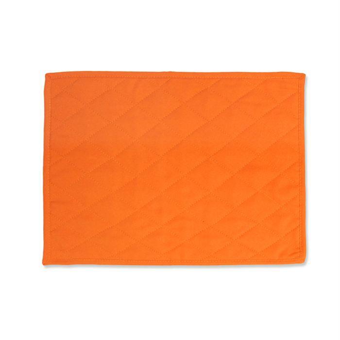 SET DE TABLE 30x40 cm ALIX ORANGE