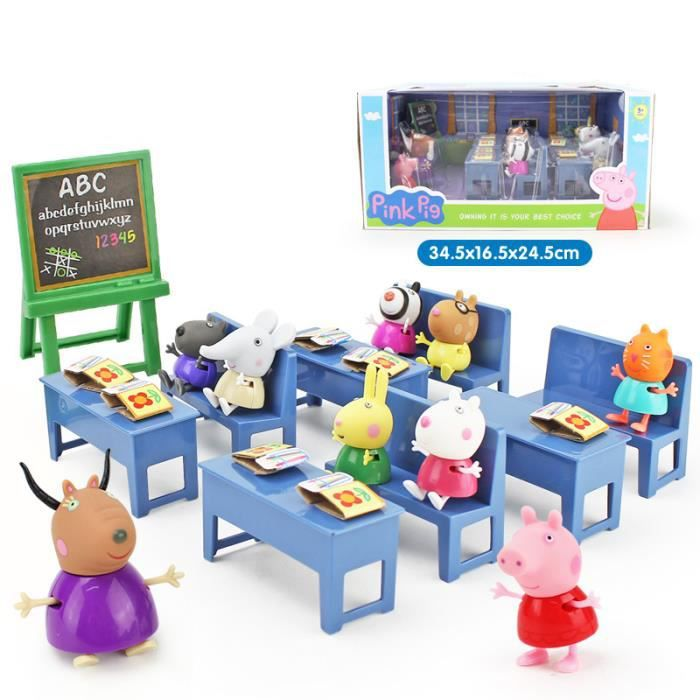 ecole peppa pig achat vente jeux et jouets pas chers. Black Bedroom Furniture Sets. Home Design Ideas