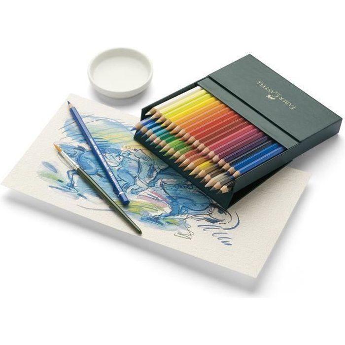CRAYON DE COULEUR FABER-CASTELL 36 Crayons couleur A. Dürer