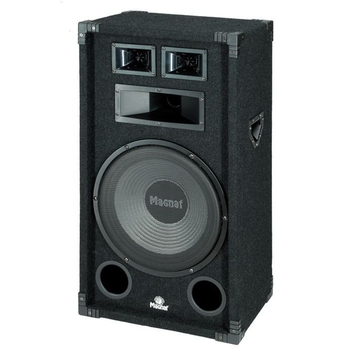 magnat soundforce 1300 enceinte sono 150w rms achat vente enceintes magnat soundforce 1300. Black Bedroom Furniture Sets. Home Design Ideas