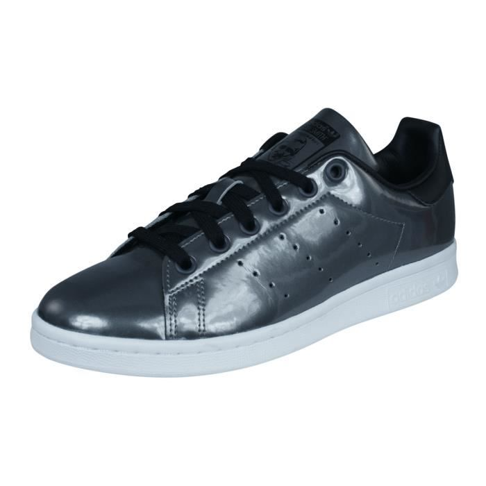 stan smith adidas femme argent